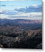 Desert Overlook #2 Metal Print