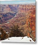 Desert View Colorado Metal Print