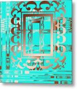 Design 4 Metal Print