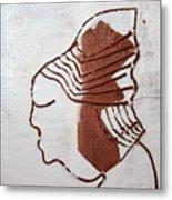 Desmond - Tile Metal Print