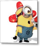 Despicable Me 2 Metal Print
