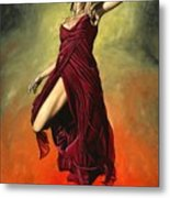Destiny's Dance Metal Print