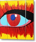 Detached From Reality Metal Print