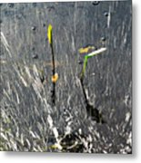 Detachment Metal Print