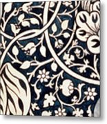 Detail Design For Avon Chintz Metal Print