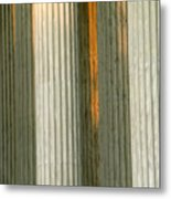 Detail Of Columns At The Supreme Court Metal Print