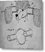 Device For Protecting Animal Ears Patent Drawing 1l Metal Print