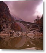 Devil's Bridge Metal Print