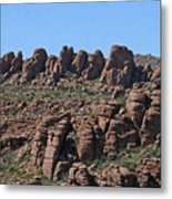 Devils Canyon Arizona Metal Print
