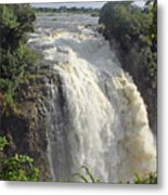 Devil's Cataract Metal Print