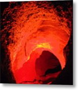 Devil's Hole Metal Print