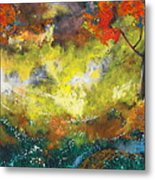 Divinely Inspired Metal Print