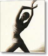Devotion To Dance Metal Print