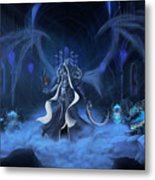 Diablo IIi Reaper Of Souls Metal Print