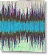 11043 Diamond Dogs By David Bowie V2 Metal Print