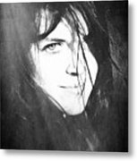 Diana's Eye Metal Print