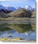 Diaz Lake Metal Print