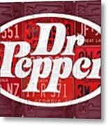 Did You Know #drpepper Was Created And Metal Print