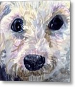 Did You Say Lunch Metal Print by Sharon E Allen