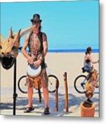 Didgeridoo Metal Print