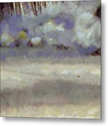 Different Types Of Clouds Metal Print