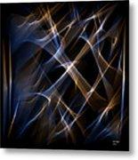 Digital Art 50 Metal Print
