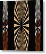 Digital Art Design Metal Print
