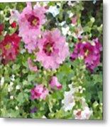 Digital Artwork 1394 Metal Print