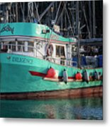 Diligence At French Creek Metal Print
