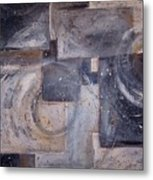 Dimensional Disarray Commissioned Sold Metal Print