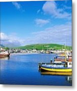 Dingle, Dingle Peninsula, Co Kerry Metal Print
