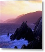 Dingle Peninsula, Co Kerry, Ireland Metal Print