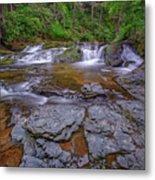 Dingmans Creek II Metal Print