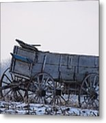 Discovery From The Past Metal Print