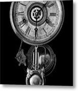 Disembodied Time Metal Print by Joe Bonita