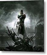 Dishonored Metal Print