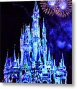 Disney 4 Metal Print