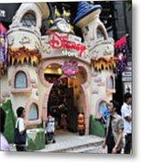 Disney Store Tokyo Japan Metal Print by Andy Smy