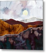 Distant Light Metal Print