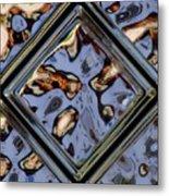 Distortion In Focus Metal Print