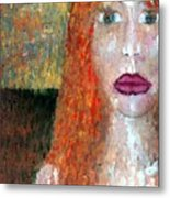 Distrust  Metal Print