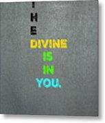Divine #4 Metal Print