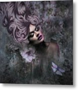 Divine Beauty Metal Print