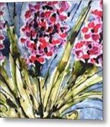 Divine Blooms-21057 Metal Print