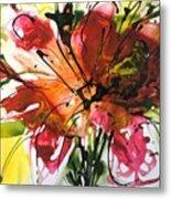 Divine Blooms-21082 Metal Print