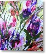 Divine Blooms-21176 Metal Print
