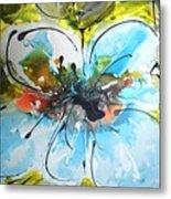 Divine Blooms-21199 Metal Print