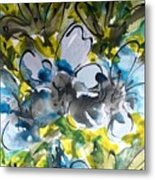 Divine Blooms-21200 Metal Print