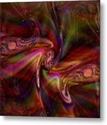 Divine Energy--healing Waves Metal Print