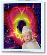 Divine Heart/bigstock - 92883674 Baby Metal Print